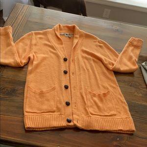 Burberry Brit Wool Cardigan Size M